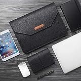 HOMIEE 13-13.3 Inch Felt Laptop Sleeve Portable