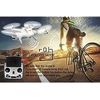 UAV, Hometom Flytec Navi T23 with GPS 1080P 5.8G FPV and Aerial RC Quadcopter