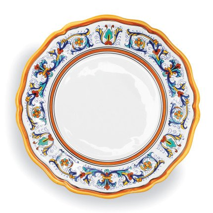 Sur La Table Nova Deruta Dinner Plate