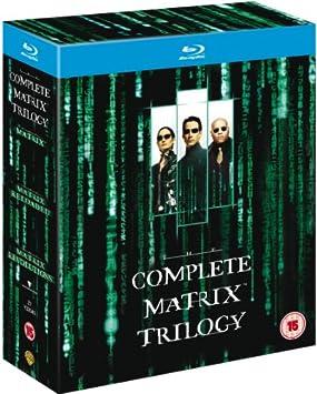 The Complete Matrix Trilogy (The Matrix / The Matrix Reloaded / The Matrix Revolutions) [Blu-ray] / Blu-ray