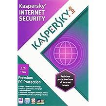 Kaspersky Kaspersky Internet Security 2013 (1 User)