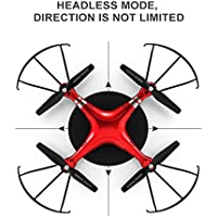Drone with Wifi Camera Mode 2.4G Altitude Hold 0.3MP HD RC Camera Quadcopter