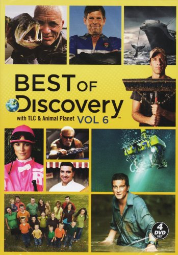 Best of Discovery, Vol 6 (Best Man Vs Wild Episodes)