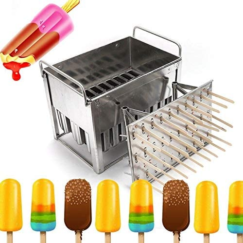 stainless steel ice popsicle molds,lollipop molds,ice pop molds,ice lolly molds