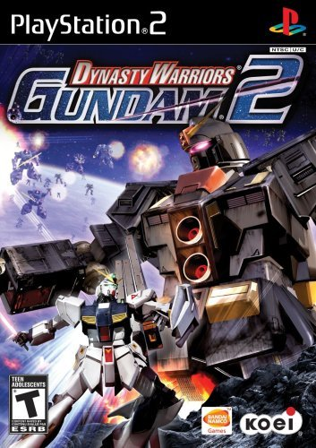 Dynasty Warriors: Gundam 2 - PlayStation 2 by Koei