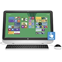 HP 22-3020 21.5-Inch All-in-One Touchscreen Desktop