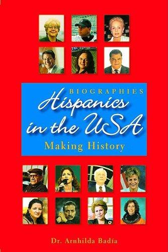 Hispanics in the USA: Making History (Biographies (Santillana))
