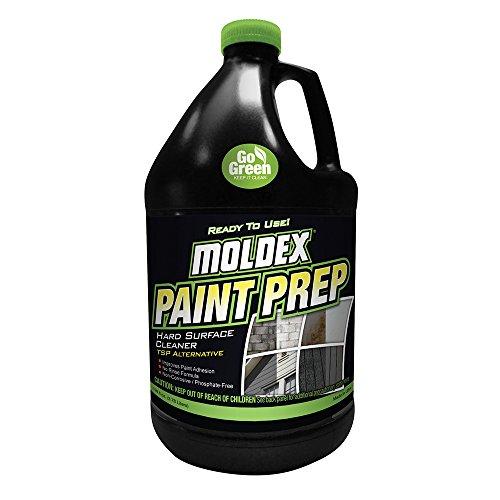 Moldex 8001 Paint Prep, 1 Gallon (Best Sander For Exterior Paint Removal)