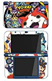 Skinhub Youkai Watch Game Skin for The New Nintendo 3DS XL Console