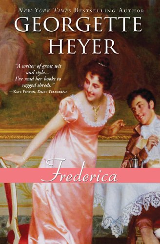 Frederica (Regency Romances Book 24) ()