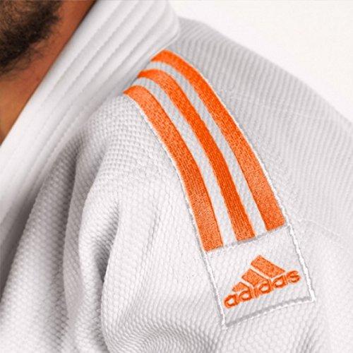 Adidas J990 Millenium weiß Orange Orange Orange Unisex Größe 185 cm - 185 B07DTDDHNY Sets Hohe Qualität 7470e8