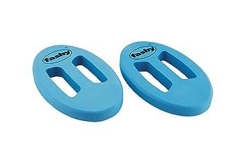 Fashy® Aqua mancuernas ovalado Agua Mancuernas aquagym Aqua Fitness Aqua Jogging ovalado Barbell: Amazon.es: Deportes y aire libre