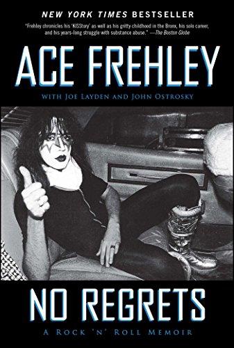 No Regrets [Frehley, Ace - Layden, Joe - Ostrosky, John] (Tapa Blanda)