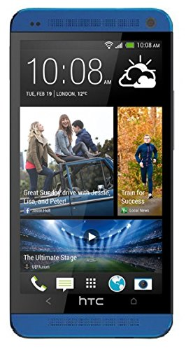 HTC One 32GB Unlocked GSM 4G LTE Android Smartphone - Vivid Blue