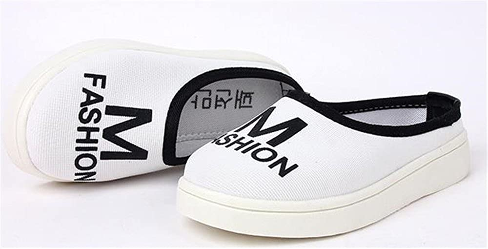 Girls Athletic Casual Fitness Slip-On Sneaker Athletic Walking Shoe