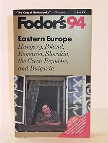 Eastern Europe 1994: A Comprehensive Guide to Czechoslovakia, Hungary and Poland (Gold Guides)