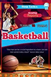 Hoop Tactics Scouting Reports: Basketball Notebook For Coach or Players. Register the strategies and results of matches