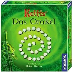 Kosmos 6910420 Keltis: Das Orakel - Juego de mesa [Importado de Alemania]