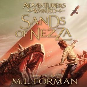 Sands of Nezza Audiobook