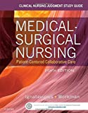 img - for Clinical Nursing Judgment Study Guide for Medical-Surgical Nursing: Patient-Centered Collaborative Care, 8e by Donna D. Ignatavicius MS RN ANEF (2015-03-24) book / textbook / text book