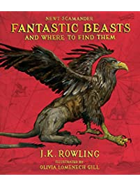 fantastic beasts and where to find them illustrated edition pdf