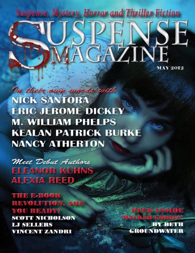 Suspense Magazine May 2012