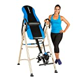 Exerpeutic 175SL Inversion Table with 'SURELOCK' Safety Ankle Ratchet System and Lumbar Support