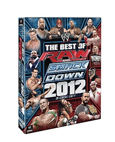 WWE: The Best of Raw and SmackDown 2012 (Wwe Best Of Raw Dvd)