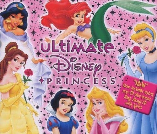Ultimate Disney Princesses by Various Artists (2006-09-25)]()
