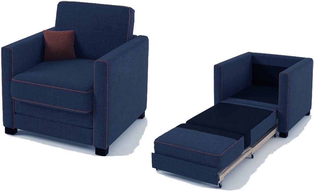 SLF24 Ltd Boom Silla sofá Cama – Tela – Express Entrega ...