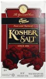Diamond Crystal Kosher Salt, 3 lbs (Pack of 12)