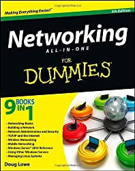Image of the product Networking All in One for that is listed on the catalogue brand of Brand: For Dummies.