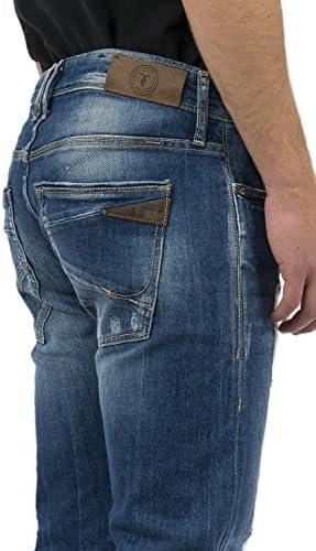 Le Temps des Cerises Jeans 711 Basic Bleu