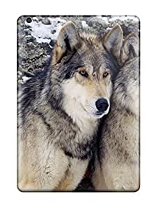 For GDHjHro15295nYMiN Wolf Protective Case Cover Skin/ipad Air Case Cover