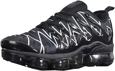 LIKEER - Zapatillas para Correr Air MAX Plus TN Air Vapormax Plus para Hombre Hombre, (Rayas Negras y Blancas), 10 M US: Amazon.es: Zapatos y complementos