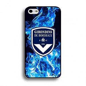 Extreme FC Girondins De Bordeaux Logo Phone Funda,IPhone 6/IPhone 6S(4.7inch) Phone Funda,FC Girondins De Bordeaux Cover Phone Funda