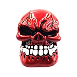 Bashineng Shifter Knobs Skull Gear Universal Car Accessories Stick Manual Automatic Transmission Vehicles