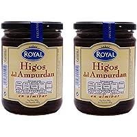 Higos del Ampurdan en almíbar Pack de 2 unidades de 500gr (2x500gr = 1 kilo)