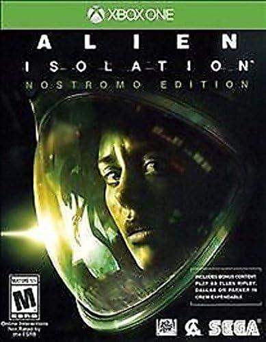 SEGA Alien Isolation, Xbox One - Juego (Xbox One, Xbox One, Shooter / Horror, M (Maduro)): Amazon.es: Videojuegos