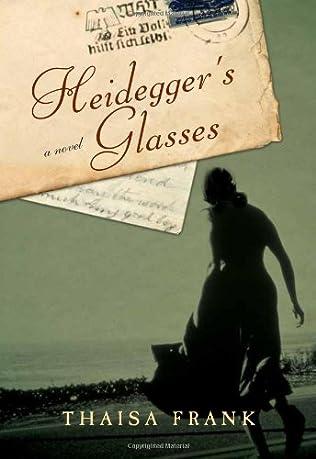 book cover of Heidegger\'s Glasses