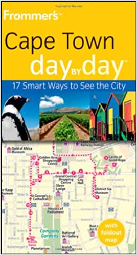 Book Frommer's Cape Town Day by Day (Frommer′s Day by Day - Pocket)