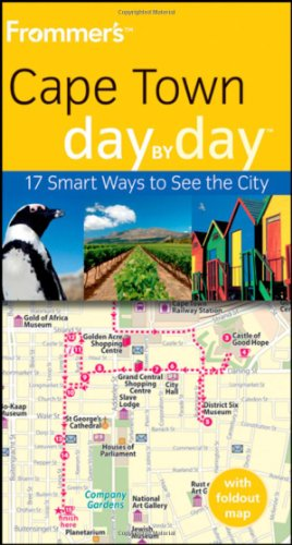 Frommer's Day by Day: Cape Town
