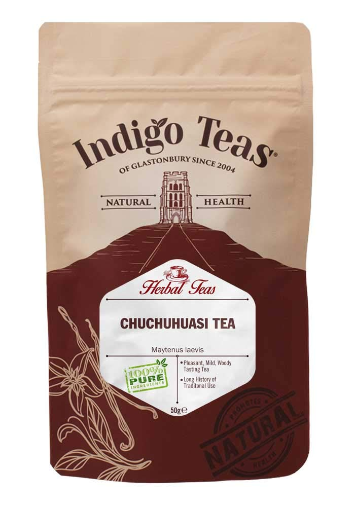 Indigo Herbs Chuchuhuasi Tea 50g