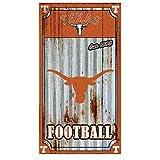 Evergreen Texas Corrugated Metal Wall Art