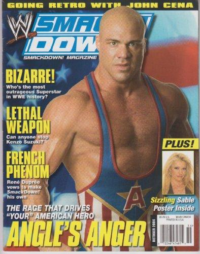 WWE Smackdown Magazine October 2004 ()