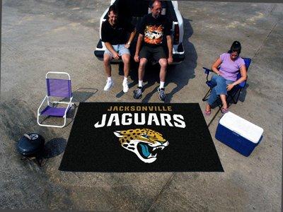 Fanmats Jacksonville Jaguars Football (Fanmats Jacksonville Jaguars Team Ulti-Mat)