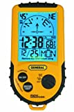 General Tools DC360BL Digital Compass with Blue Backlight