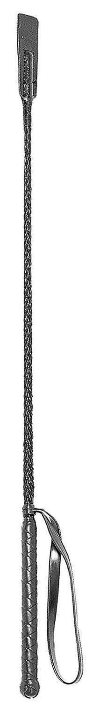 65 cm Kerbl Fusta de equitaci/ón con matamoscas 32364 fibra de vidrio