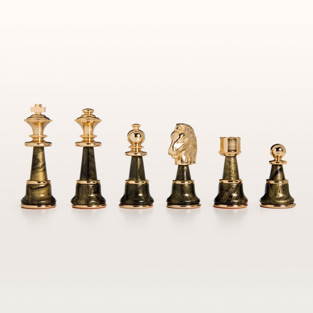 最初の  Italian Plated Plated B003TN1XBU Chess Italian Pieces B003TN1XBU, Kunio Collection:02de6d8f --- ciadaterra.com