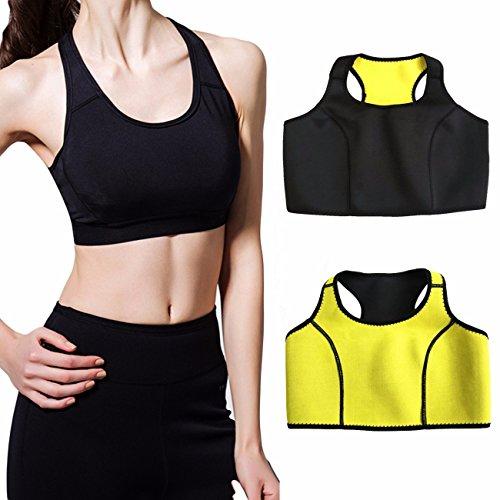 Women Neoprene Hot Thermo Sweat Sauna Suits Slimming Capris Pants Fitness Fat Burner Body Shaper